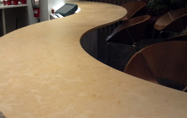 Limestone Etch Protection Treatment