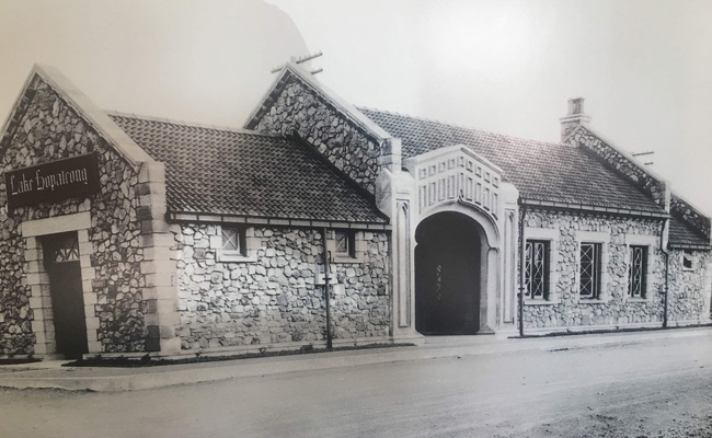 Historic Preservation Terrazzo